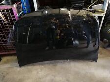 Seat Arosa Facelift Bj.01 Motorhaube Haube schwarz LO41