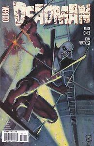 Deadman #4 - Jan/2007 - Friends and Other Enemies