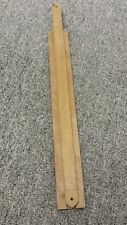16 INCH MOHAGANY DRAWER SLIDE-WOOD (LOT OF 6) NEW W/ FREE SHIPPING!!