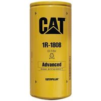 Caterpillar 1R1808 Engine Oil Filter 3406 C15 Genuine OEM Advanced Efficiency