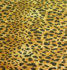 Midas Touch Shiny Transfert Foil Sheets Gold Leopard 20 sheets 6 x 12""