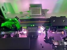 Coherent Infinity Pulsed Ndyag Laser 40 Watts Video 1064 532 355 1 100 Hz