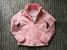 SUPERDRY WINDCHEATER  WOMENS PINK JACKET  SIZE M  BNWOT