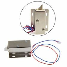 12V DC Door Electric Lock For Door Cabinet Drawer Access Control System Bolt