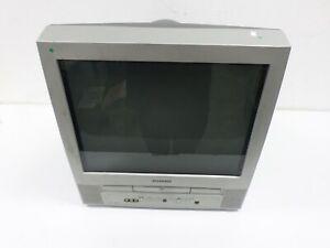 """Sylvania 6520FDF 20"""" CRT TV/DVD Player Combo Retro Gaming Flatscreen"""