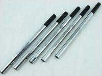 R04 48 x Duke Black Roller Ball Pen Refill 0.7 mm Point