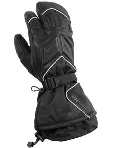 Castle X Mens TRS 3 Finger Gloves