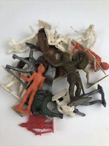 Vintage Marx, MPC, & More Plastic Toy Figures