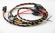 Classic Mini Uprated Headlight Wiring Loom Harness - Plug and Play - Brand new