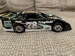 Chad Zobrist 2006 1/24 ADC  Dirt Late Model Diecast Rare Red Series