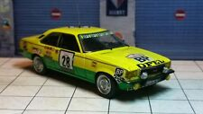 "1/43 Opel Commodore B GS/E #28  ""BP"" Rally Tour de Corsa 1974 (Schuco) RARE"