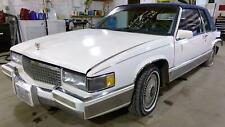 90-93 Cadillac Deville Coupe Passenger Right Power Window Regulator/Motor OEM