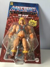He Man Masters Of The Universe Retro Play He-Man