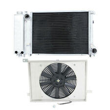 Radiator and Fan Shroud fits BMW 3 5 SERIES E30 E36 318i 320i 325i