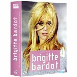 Brigitte Bardot ~ Coffret 6 DVD - NEUF - VF