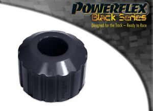 PFF3-220BLK POWERFLEX BLACK SERIES Engine Snub Nose Mount