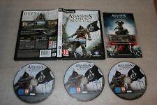 Assassin's Creed IV Black Flag  PC DVD BOX