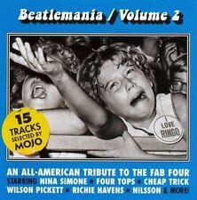 MOJO Magazine Beatlemania Vol 2 The Beatles Covers Covered Four Tops Nina Simone