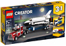 LEGO: Creator 3 in 1 Shuttle Transporter ( 31091 ). Free Signed For Postage.