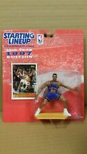STARTING LINEUP (SLU) NBA 1997 ALLAN HOUSTON #20 NEW YORK NICKS (ACTUAL PHOTOS)
