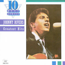 Johnny Rivers - Greatest Hits [New CD] 10 Classic Tracks Brand New!