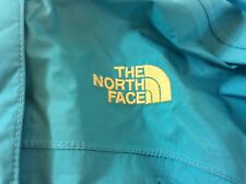 The North Face Girls Large Size 10/12 Sky Blue Rain Jacket Windbreaker