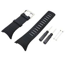 Waterproof Rubber Watch Band Men's Replacement strap for Suunto Spartan 3V D9S9