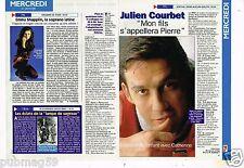 Coupure de Presse Clipping 1998 (1 page 1/3) Julien Courbet