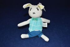 Brand New Stuffed Bunny in Vest Easter Bunny Toy