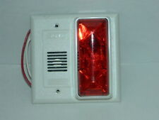 New listing Edwards Signaling 6536R-G5 High Intensity Horn Strobe Red
