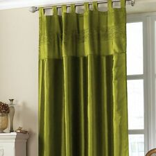 Unbranded Embroidered Curtains
