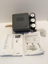 Fisher Controls Model 3582G Valve Positioner New