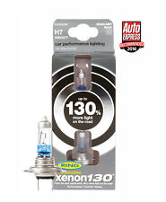 Ring RW3377 Xenon 130% Brighter H7 477 12v 55w Car Headlight Headlamp Bulbs Pair