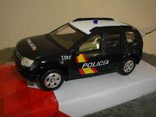 DACIA DUSTER POLICE POLICIA ESPAGNE ECHELLE 1/43
