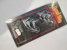 Guitarman machineheads for electric guitar in chrome 3 on a side - new old stock