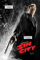 Sin City - Hartigan - Film Movie Kino - Poster Druck - Größe 61x91,5 cm