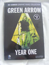 DC GRAPHIC NOVEL COLLECTION VOL 45 GREEN ARROW - YEAR ONE