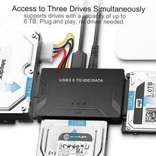 USB 3.0 a SATA e IDE Adattatore, Convertitore da IDE/SATA a USB 3.0 per 2.5''