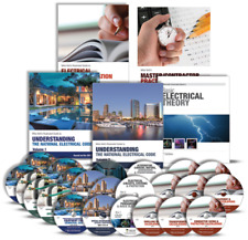 Mike Holt's Master/Contractor Comprehensive Training Library, 2017 NEC