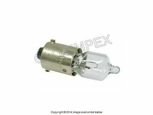 BMW E36 Glove Compartment, Map, and Reading Halogen Bulb OSRAM OEM +WARRANTY
