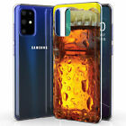 Total Guard Cover Case for Samsung Galaxy S20 Plus, Beer Bottle