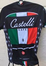 Castelli Cafe Cycling Jersey Nwt Sz S