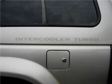 Mitsubishi Pajero Shogun Montero Intercooler Turbo decals stickers side MK2 V20