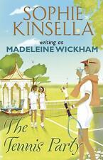 The Tennis Party von Madeleine Wickham und Sophie Kinsella (2011, Taschenbuch)