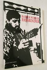 RAINER WERNER FASSBINDER  libro cinema tedesco