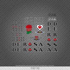 1816 De Rosa Nouvo Classico Diamante Bicycle Stickers - Decals - Transfers