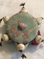 Sewing  Pin Cushions Figures  Chinese/Japanese