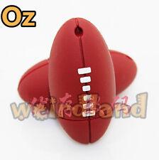Football USB Stick, 32G Quality 3D Footy Rugby USB Flash Drives WeirdLand