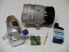 1997-2001 CHEVROLET MALIBU (with 2.4L engines) NEW A/C AC COMPRESSOR KIT