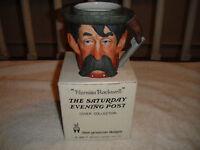 Norman Rockwell Dave Grossman 1979 Mug NRM 2 Cowboy With Box